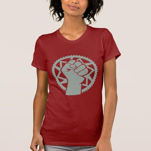 Chainring power revolution tee shirts