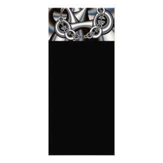 chains-434021 DIGITAL ART GANGSTER PRISON CHAINED Rack Card