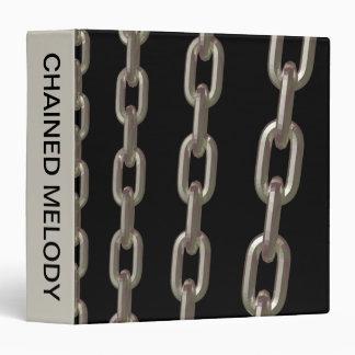 Chains At Night Binder