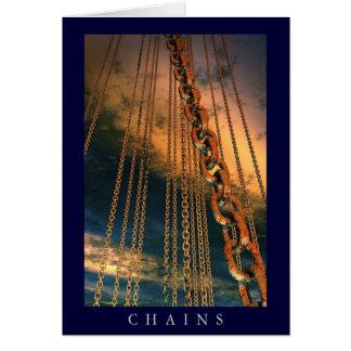 Chains Card