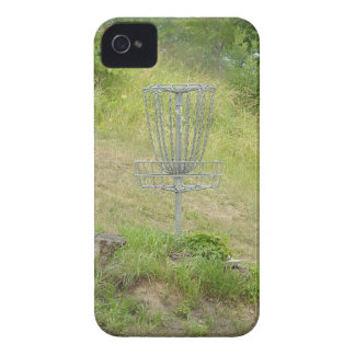 Chains of A Disc Golf Basket Case-Mate iPhone 4 Case