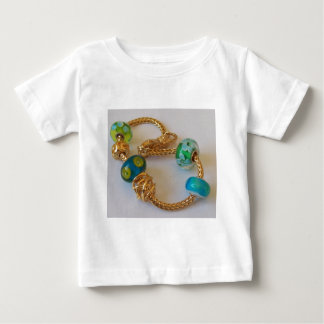 Chains of Love by MelinaWorld Jewellery Baby T-Shirt