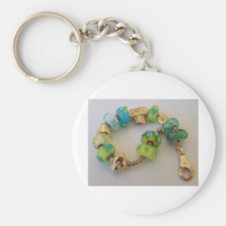 Chains of Love by MelinaWorld Jewellery Basic Round Button Keychain