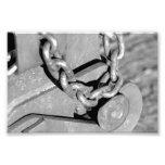 chains Print Art Photo
