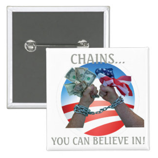 Chains you can believe in... pins