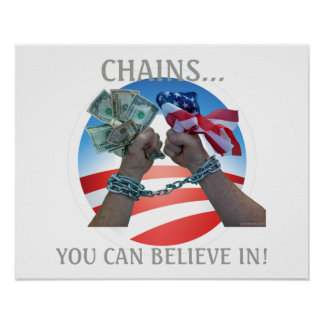 Chains you can believe in... poster