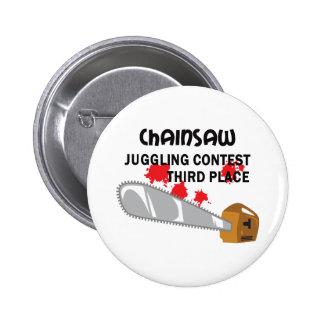 CHAINSAW JUGGLING PIN