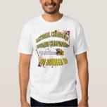 Chainsaw Juggling T Shirt