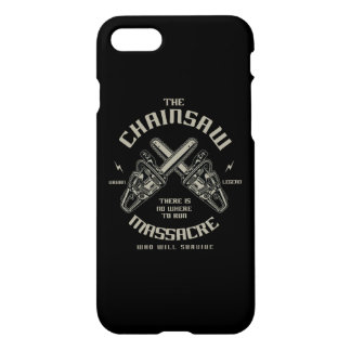 Chainsaw Massacre Glossy Phone Case