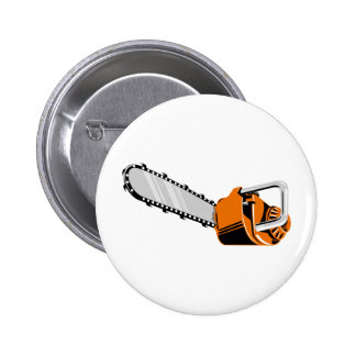 chainsaw retro style buttons