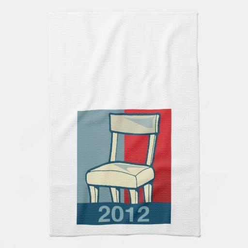 CHAIR 2012 HAND TOWEL