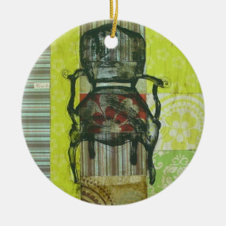 Chair 8 - Mogul Chair Ornaments