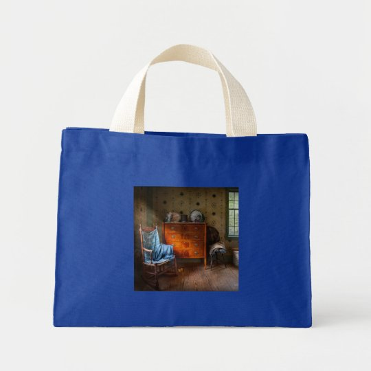 Chair - American Classic Mini Tote Bag
