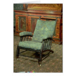 Chair by William Morris Card