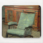 Chair by William Morris Mouse Pad