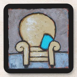 Chair coasters