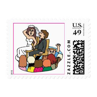 Chair Dance I Stamp