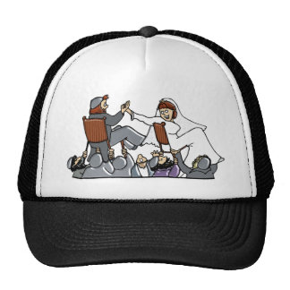 Chair Dance II      Trucker Hat