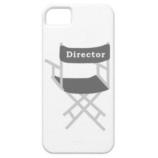 Chair de director iPhone 5 funda