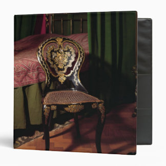 Chair, English, mid 19th century 3 Ring Binder