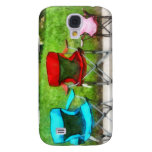 Chair Family Galaxy S4 Case