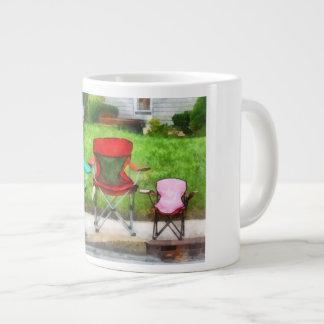 Chair Family Large Coffee Mug