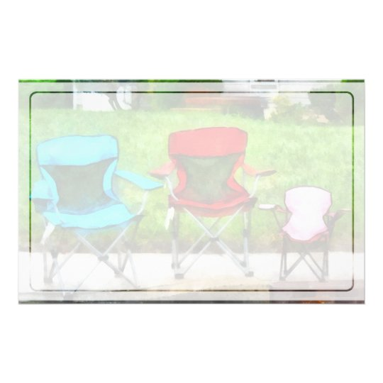Chair Family Stationery