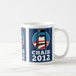 Chair For President 2012 mug