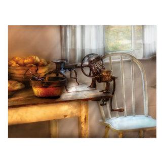 Chair - Kitchen Preparations Post Card