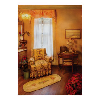 Chair - Livingrom Retirement Posters