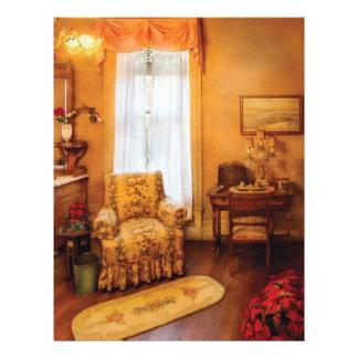 Chair - Livingroom Retirement Letterhead