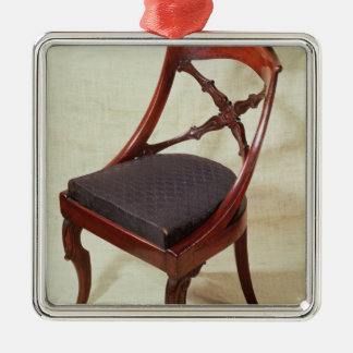 Chair, Louis-Philippe period Christmas Ornaments