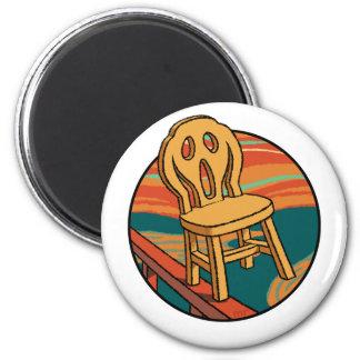 Chair of Despair Magnet