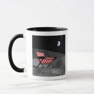 Chair on the Moon Mug