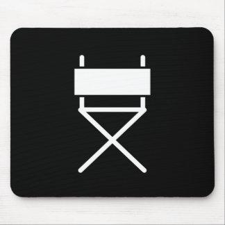 Chair Pictogram Mousepad de director
