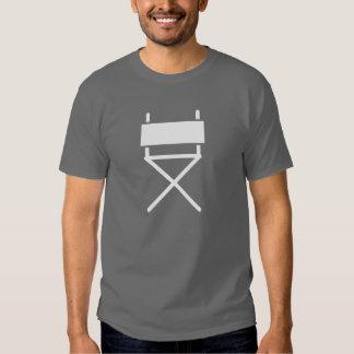 Chair Pictogram T-Shirt de director Playera