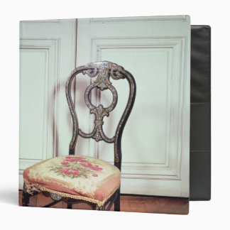 Chair, Second Empire Style Binder