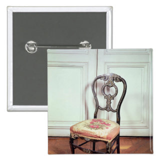 Chair Second Empire Style Button