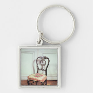 Chair, Second Empire Style Keychain