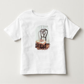 Chair, Second Empire Style Toddler T-shirt