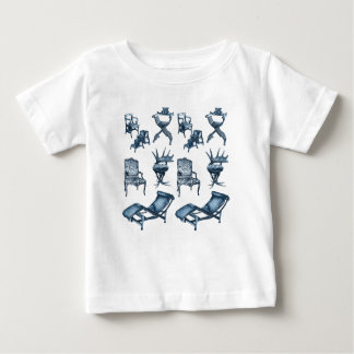 Chair sketches baby T-Shirt