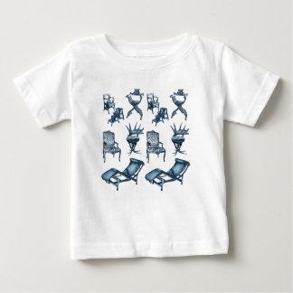 Chair sketches shirt
