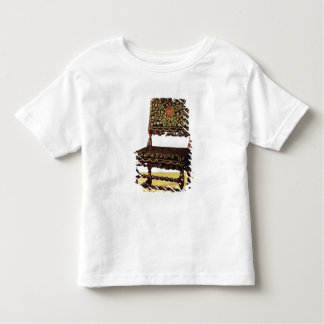 Chair with spiral stretchers, late 17th century toddler t-shirt