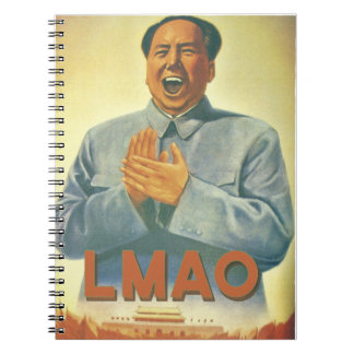 Chairman LMAO Notebooks