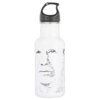 Chairman Mao China Stainless Steel Water Bottle