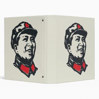 Chairman Mao Portrait Binder