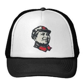 Chairman Mao Portrait Trucker Hat