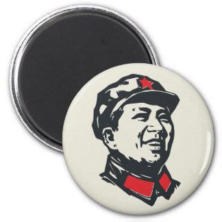 Chairman Mao Portrait Magnet