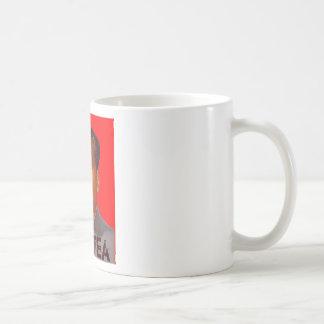 chairman_mao, té rojo tazas de café