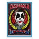 Chairman Maow Card